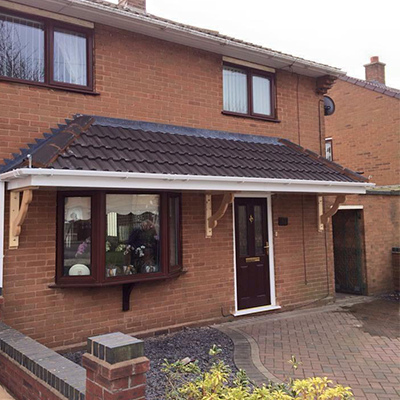 Our Canopies Roofs And Flexi Porches Are Designed For Easy Installation Whilst