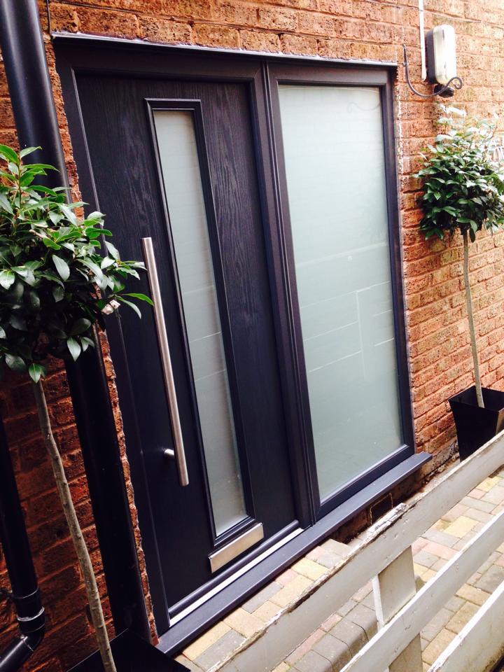Composite Door Installations Walsall Cannock West