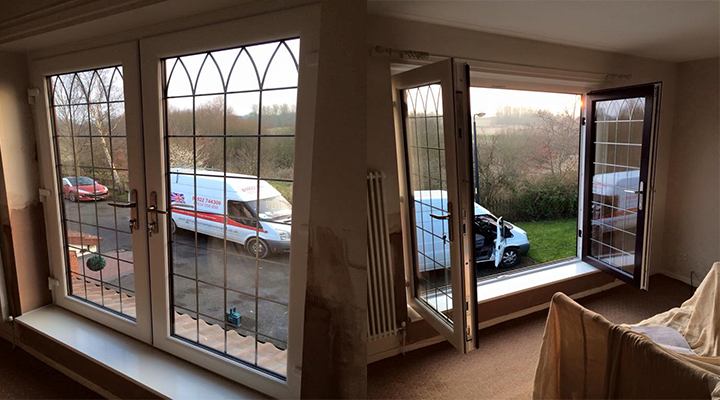 Upvc French Doors Pvcu Direct Walsall Cannock West