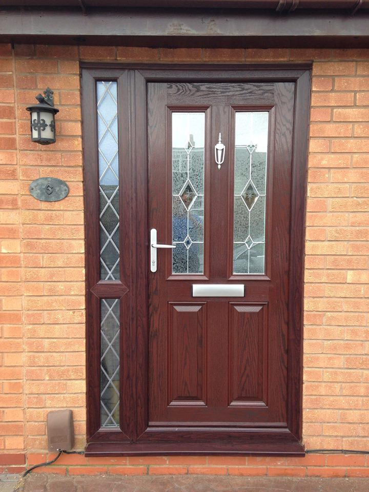 Pvcu Door Gallery Walsall Cannock West Midlands