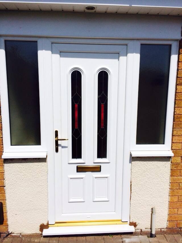 Pvcu Door Gallery Walsall Cannock West Midlands