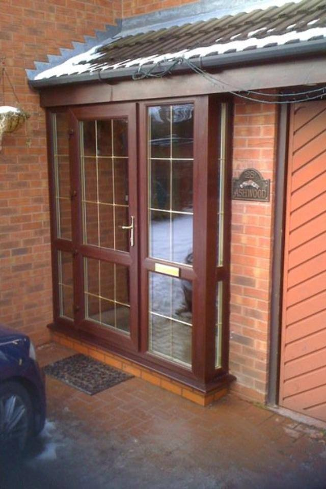 Pvcu door gallery walsall cannock west midlands for Pvcu patio doors