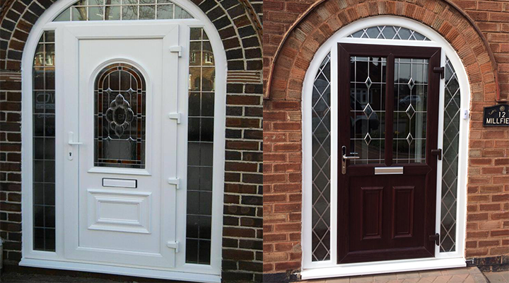 The Ultimate High Security A-Rated REHAU UPVC Door System Designed To Prevent Intrusion And Be Tough On Crime. Our UPVC Doors Come With Up To 9 Locking . & Door Upvc \u0026 UPVC Stable Doors\