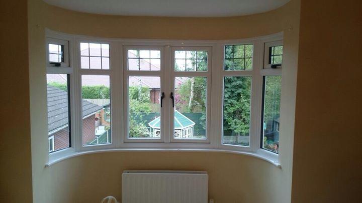 Bow Window Inside : Pvcu direct upvc windows gallery west midlands
